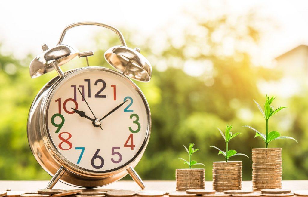 relógio dinheiro 10 dicas