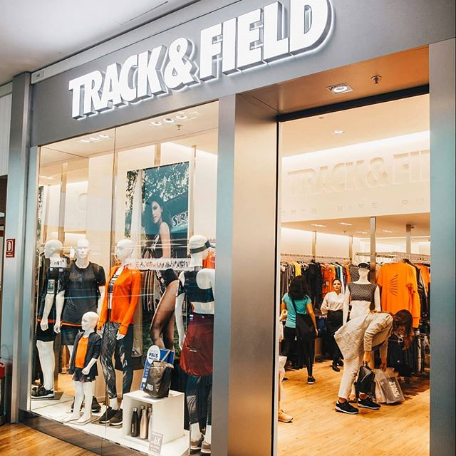 3cf6465d88 Track Field chega ao Litoral Plaza Shopping