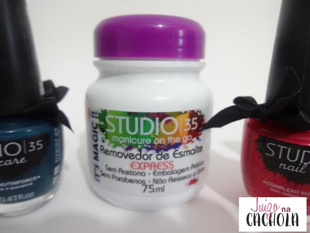 esmaltes studio 35
