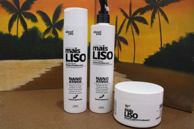 about you- mais liso- nano ativos